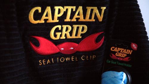 Seat Cover Clip (pair)